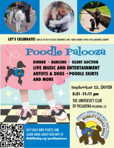 Poodle Palooza Flyer